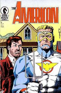 Cover Thumbnail for The American (Dark Horse, 1987 series) #8