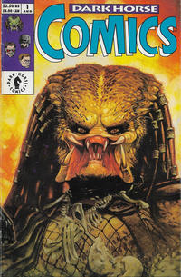 Cover Thumbnail for Dark Horse Comics (Dark Horse, 1992 series) #1