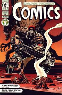 Cover Thumbnail for Dark Horse Comics (Dark Horse, 1992 series) #22