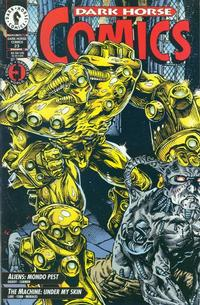 Cover Thumbnail for Dark Horse Comics (Dark Horse, 1992 series) #23