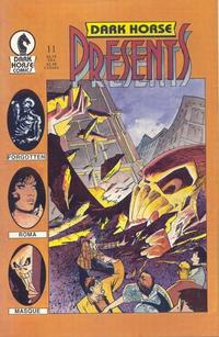Cover Thumbnail for Dark Horse Presents (Dark Horse, 1986 series) #11