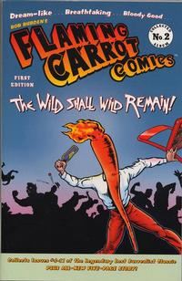 Cover Thumbnail for Flaming Carrot Comics Collecte