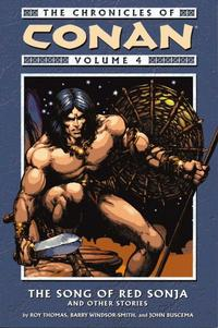 Cover Thumbnail for The Chronicles of Conan (Dark Horse, 2003 series) #4 - The Song of Red Sonja and Other Stories