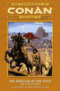 Cover Thumbnail for The Chronicles of Conan (Dark Horse, 2003 series) #7 - The Dweller in the Pool and Other Stories