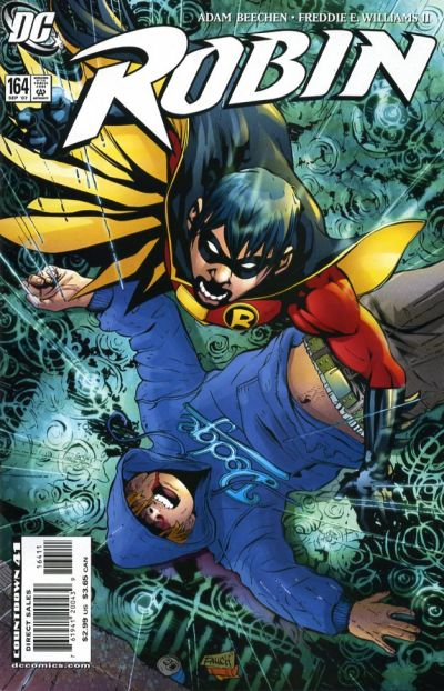 Cover for Robin (DC, 1993 series) #164