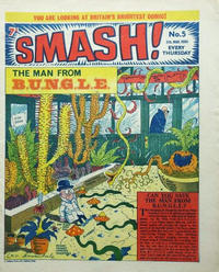 Cover Thumbnail for Smash! (IPC, 1966 series) #5
