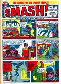 Cover Thumbnail for Smash! (IPC, 1966 series) #87