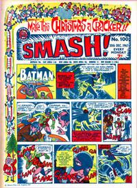 Cover for Smash! (IPC, 1966 series) #100