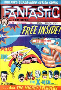 Cover Thumbnail for Fantastic! (IPC, 1967 series) #52