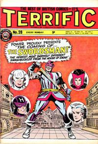 Cover Thumbnail for Terrific! (IPC, 1967 series) #28