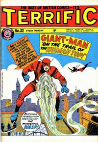 Cover Thumbnail for Terrific! (IPC, 1967 series) #32