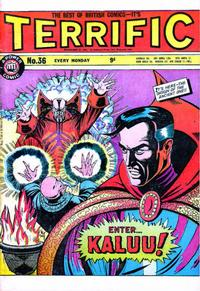 Cover Thumbnail for Terrific! (IPC, 1967 series) #36