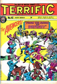 Cover Thumbnail for Terrific! (IPC, 1967 series) #42
