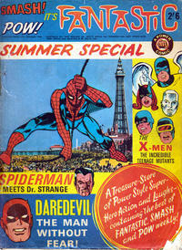 Cover Thumbnail for Fantastic Summer Special (IPC, 1968 series) #1
