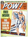 Cover for Pow! (IPC, 1967 series) #2