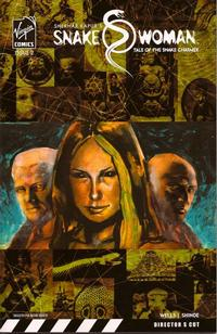 Cover Thumbnail for Snake Woman: Tale of the Snake Charmer (Virgin, 2007 series) #2