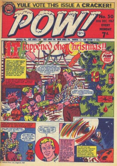 Cover for Pow! (1967 series) #50