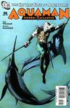 Cover for Aquaman: Sword of Atlantis (DC, 2006 series) #56