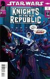 Cover for Star Wars Knights of the Old Republic (Dark Horse, 2006 series) #20