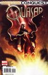Cover for Annihilation: Conquest - Quasar (Marvel, 2007 series) #2