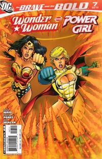Cover Thumbnail for The Brave and the Bold (DC, 2007 series) #7
