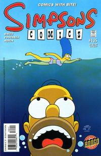 Cover Thumbnail for Simpsons Comics (Bongo, 1993 series) #135