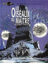 Cover Thumbnail for Valérian (Dargaud éditions, 1970 series) #5 - Les oiseaux du maitre