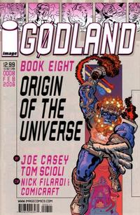 Cover Thumbnail for Godland (Image, 2005 series) #8