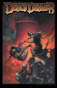 Cover Thumbnail for Frank Frazetta&#39;s Death Dealer (Image, 2007 series) #5
