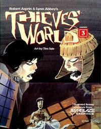Cover Thumbnail for Thieves' World (Donning Company, 1985 series) #3