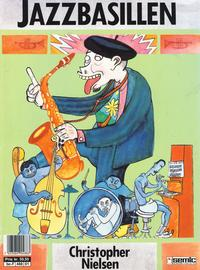 Cover Thumbnail for Jazzbasillen (Semic, 1990 series)