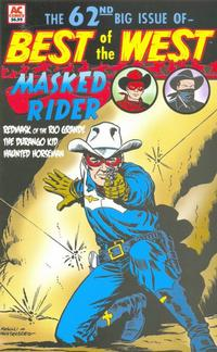 Cover Thumbnail for Best of the West (AC, 1998 series) #62