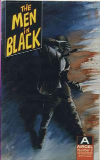 Cover Thumbnail for The Men in Black (Malibu, 1990 series) #2