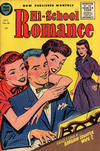 Cover for Hi-School Romance (Harvey, 1949 series) #44