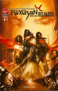 Cover Thumbnail for Ramayan 3392 AD Reloaded (Virgin, 2007 series) #1