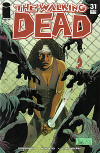 Cover Thumbnail for The Walking Dead (Image, 2003 series) #31