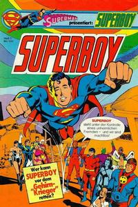 Cover Thumbnail for Superboy (Egmont Ehapa, 1980 series) #5/1980