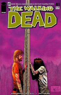 Cover Thumbnail for The Walking Dead (Image, 2003 series) #41