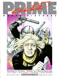 Cover Thumbnail for Prime Cuts (Fantagraphics, 1986 series) #6