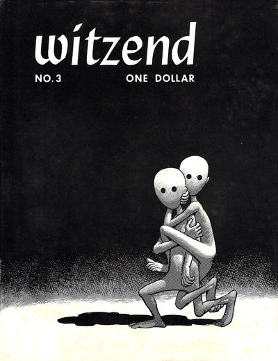 Cover for Witzend (Wallace Wood, 1966 series) #3