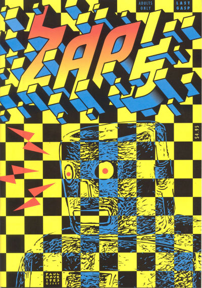 Cover for Zap Comix (Last Gasp, 1982 ? series) #15