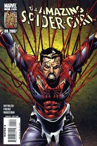 Cover Thumbnail for Amazing Spider-Girl (Marvel, 2006 series) #11
