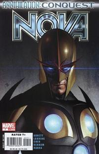 Cover Thumbnail for Nova (Marvel, 2007 series) #7