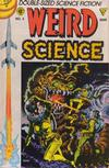 Cover for Weird Science (Gladstone, 1990 series) #4