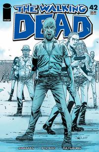 Cover Thumbnail for The Walking Dead (Image, 2003 series) #42