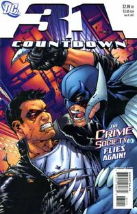 Cover for Countdown (DC, 2007 series) #31