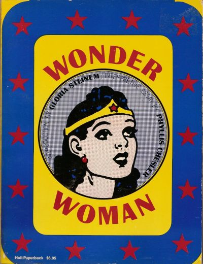 Cover for Wonder Woman (Holt, Rinehart and Winston, 1972 series) #[nn]