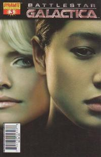Cover Thumbnail for Battlestar Galactica (Dynamite Entertainment, 2006 series) #3 [Cover D - Photo Cover]