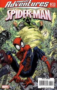 Cover for Marvel Adventures Spider-Man (Marvel, 2005 series) #30