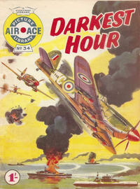 Cover Thumbnail for Air Ace Picture Library (IPC, 1960 series) #34